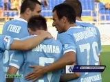 Крылья Советов - Амкар  1-0 гол Коромана
